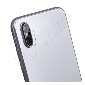 Huawei P40 hátsó kamera üveg kijelzővédő fólia
