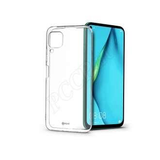 Huawei P40 Lite átlátszó szilikon hátlap