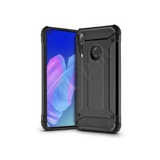 Huawei P40 Lite E fekete hátlap