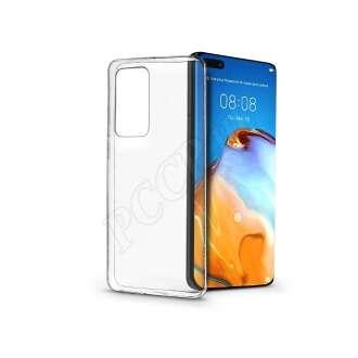Huawei P40 Pro átlátszó szilikon hátlap