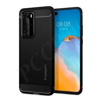 Huawei P40 Pro fekete hátlap