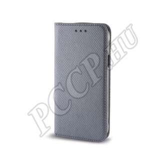 Huawei P8 Lite acél flip tok
