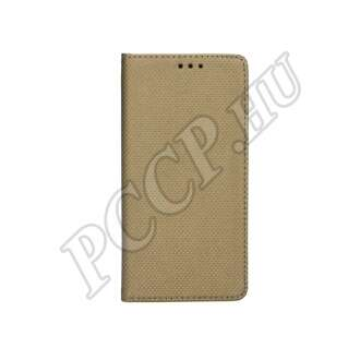 Huawei P8 Lite arany flip tok