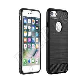 Huawei P8 Lite fekete hátlap