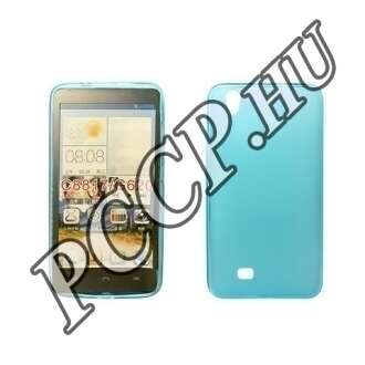 Huawei P8 Lite kék vékony szilikon hátlap