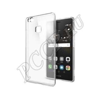 Huawei P9 Lite átlátszó szilikon hátlap