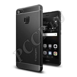 Huawei P9 Lite fekete hátlap