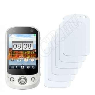 Huawei U7520 kijelzővédő fólia