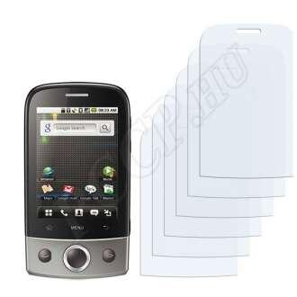 Huawei U8100 kijelzővédő fólia