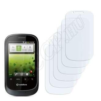 Huawei U8160 kijelzővédő fólia