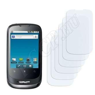 Huawei U8180 kijelzővédő fólia
