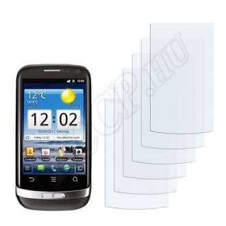 Huawei U8510 kijelzővédő fólia