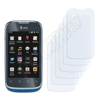 Huawei U8652 Jengu kijelzővédő fólia