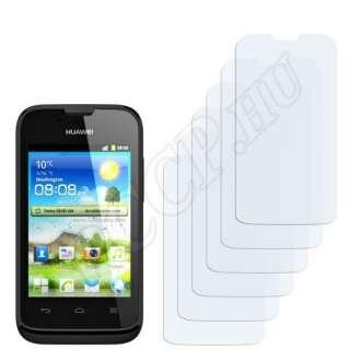 Huawei U8685D kijelzővédő fólia