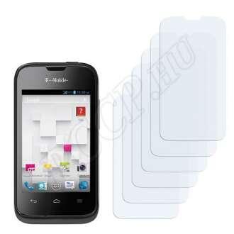 Huawei U8686 kijelzővédő fólia