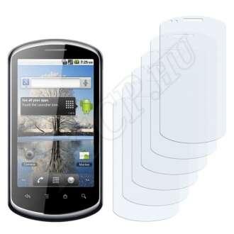 Huawei U8800 kijelzővédő fólia