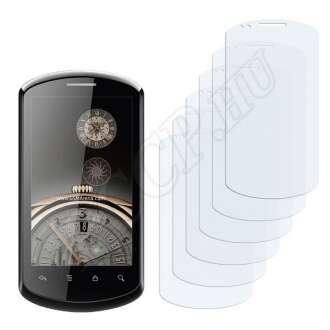 Huawei U8800 Pro kijelzővédő fólia