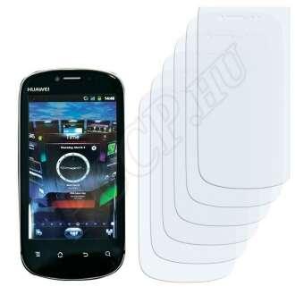 Huawei U8850 Vision kijelzővédő fólia