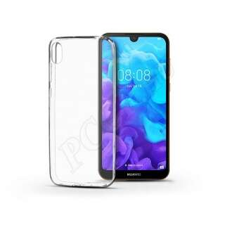 Huawei Y5 (2019) átlátszó szilikon hátlap