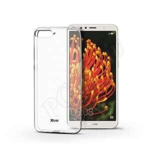 Huawei Y6 (2018) átlátszó szilikon hátlap