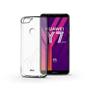 Huawei Y7 (2018) átlátszó szilikon hátlap