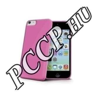 Iphone 6 pink szilikon hátlap
