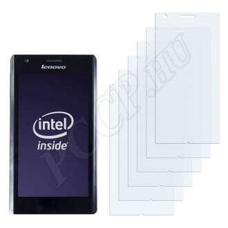Lenovo IdeaPhone K800 kijelzővédő fólia