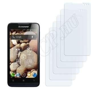 Lenovo IdeaPhone P770 kijelzővédő fólia
