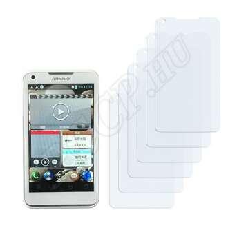 Lenovo IdeaPhone S880 kijelzővédő fólia