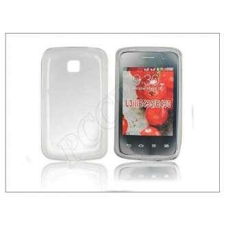 LG Optimus L3 II átlátszó szilikon hátlap