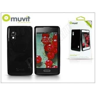 LG Optimus L5 II fekete hátlap