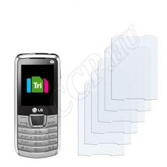 LG A290 kijelzővédő fólia
