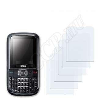 LG C100 Nelson kijelzővédő fólia