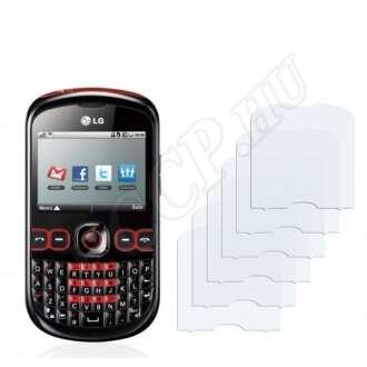 LG C305 kijelzővédő fólia