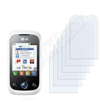 LG C330 kijelzővédő fólia