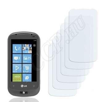 LG C900 kijelzővédő fólia