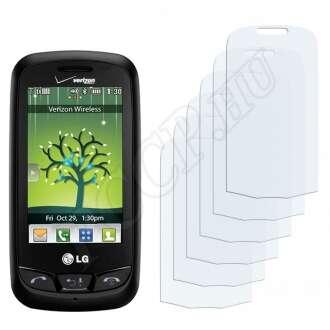 LG Cosmos Touch kijelzővédő fólia