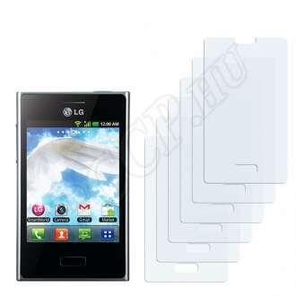 LG E400 L3 kijelzővédő fólia