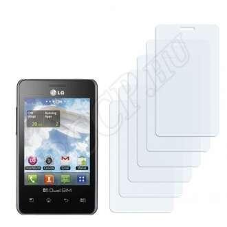 LG E405 Optimus L3 kijelzővédő fólia