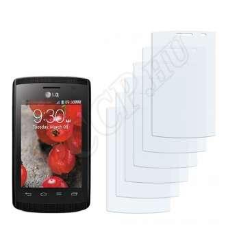LG E410 Optimus L1 II kijelzővédő fólia
