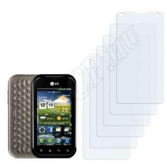 LG Eclipse 4G LTE kijelzővédő fólia