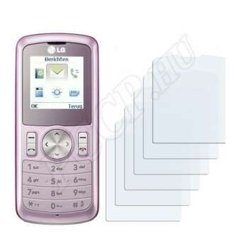 LG GB102 kijelzővédő fólia