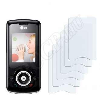 LG GB130 kijelzővédő fólia