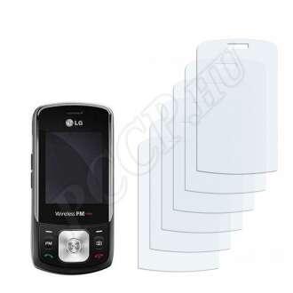 LG GB230 kijelzővédő fólia