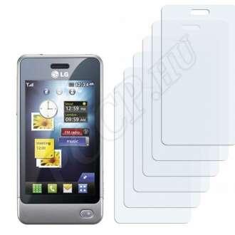 LG GD510 Pop kijelzővédő fólia