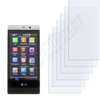 LG GD880 Mini kijelzővédő fólia