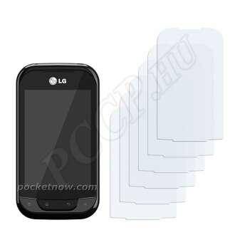 LG Gelato NFC kijelzővédő fólia