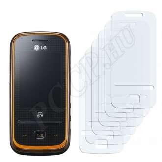 LG GM310 kijelzővédő fólia