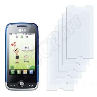 LG GS290 Cookie Fresh kijelzővédő fólia