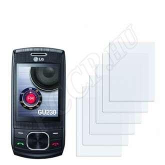 LG GU230 kijelzővédő fólia